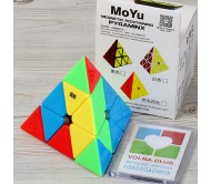 MoYu Pyraminx Magnetic Color (Мою Пирамидка Магнетик Колор)
